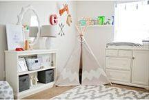 KIds' room décor ideas