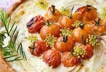 Veggie Love / All vegetable dishes. Go veg!