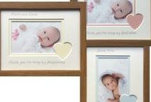 Christening Gifts / What a lovely wayto say 'Thank you for being my Godparents / Godmother / Godfather' Personalised Christening Frames