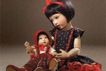 AG, BJD, Collector dolls, and Accessories / American Girl, Ball Joint Dolls, and other collector dolls; along with accessories and tutorials.  This board is for the 12-24 inch collectable dolls and accessories. No REBORNS.