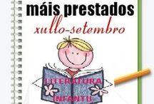 Máis prestados LITERATURA infantil. Verán 2013