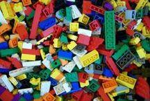 LEGOs / by Fritz Robinson