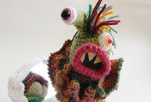 Amigurumi monsters / by Emilie White