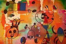 Art: Joan Miro