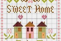 xXx Home Sweet Home xXx / by Christel Krampitz
