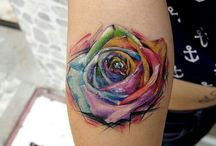 Tattoos and Piercings  / by Jessica Headrick