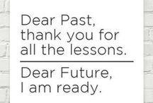 Inspiration for 2014