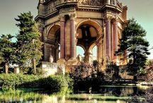 Places I've Been...and Loved! / The places near and dear to my heart. Oh France! Provence, Paris, Bordeaux, Nice, St. Paul de Vence, Monaco. Italy! Positano, Ravello, Capri... My heart. My Ireland.