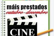 Máis prestados CINE Outono 2013 / Os máis prestados de CINE na Biblioteca Ánxel Casal OUTUBRO-DECEMBRO 2013