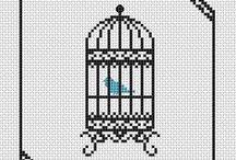 xXx Birds & Cages & Houses xXx / by Christel Krampitz