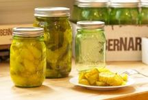 New arrivals: Spring 2014 / Introducing the Vintage Green Jar, along with the new Culinary Series line from Bernardin! Available in stores this Spring, 2014. Check www.facebook.com/BernardinJars for details!