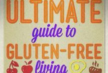 Death by Gluten - A New Celiac's Food Findings / Gluten Free Food (that doesn't look gross) and Things About Celiac  / by Jessica Headrick