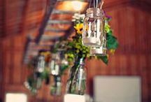Bright Lights / Oh, the many uses of a Bernardin jar! Check out these fun and creative bright ideas!