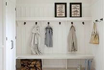 Mudroom / by Monika Hibbs