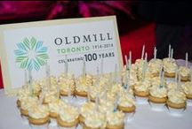 Centennial Event / On September 18, 2014, one hundred years following Robert Home Smith's vision, the Old Mill Toronto celebrated their Centennial Anniversary with an opulent Event.  So begins the new chapter in shaping the history of the Old Mill.