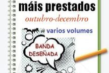 Máis prestados BDteca -varios volumes- OUTONO 2014 / Os máis prestados da BDteca -varios volumes- na Biblioteca Ánxel Casal. OUTUBRO-DECEMBRO
