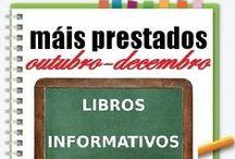 Máis prestados INFORMATIVOS OUTONO 2014 / Os máis prestados de INFORMATIVOS na Biblioteca Ánxel Casal OUTUBRO_DECEMBRO 2014