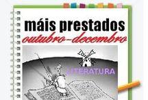 Máis prestados LITERATURA OUTONO 2014 / Os máis prestados de LITERATURA na Biblioteca Ánxel Casal OUTUBRO_DECEMBRO 2014