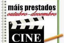 Máis prestados CINE OUTONO 2014 / Os máis prestados de CINE na Biblioteca Ánxel Casal OUTUBRO-DECEMBRO 2014