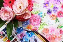 Art- Watercolor