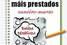 Máis prestados BDteca COMICS ADULTOS INVERNO 2014-15