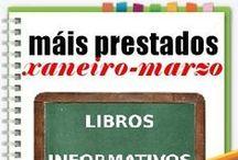 Máis prestados INFORMATIVOS INVERNO 2015 / Os máis prestados de INFORMATIVOS na Biblioteca Ánxel Casal XANEIRO-MARZO 2015