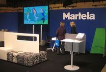 Educa Fair 2010 / Martela at the Eduka Fair 2010 (Helsinki)