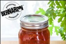 #JarOfTheMonth / Displaying the #BernardinApproved products featured each month! Follow along and find out which products will suit your next D.I.Y mason jar project or canning adventure!
