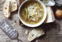 So Many Soups! / Dreamy veggie soups