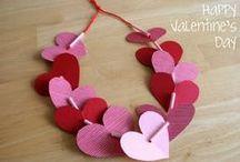 Be My Valentine...Kids Crafts