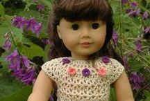 American Girl Doll Free Crochet Patterns