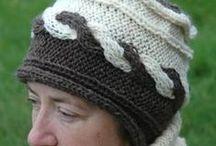 Free Hat and Headband Knitting Patterns