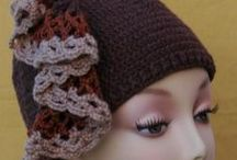 Free Hat and Headband Crochet Patterns