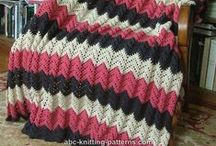 Afghans, Blankets and Throws Free Crochet Patterns