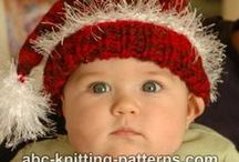 Free Children Knitting and Crochet Patterns