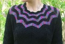 Free Sweater and Cardigan Knitting Patterns