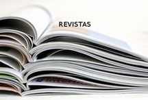 Revistas AGOSTO 2016 / Novidades de REVISTAS na Biblioteca Ánxel Casal. AGOSTO 2016
