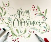Christmas FonTs and PrintS