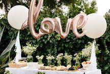 Wedding Party Decor Ideas