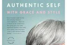 Gray Hair Love & Style