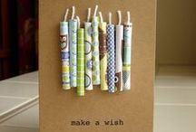 Homemade Cards / my favorite hobby out of any DIY project! / by Liz Koh
