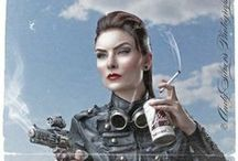 Steampunk / Dieselpunk  / by Eden Eldredge