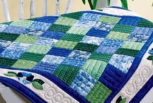 Quilting Ideas / by Sheila Barfield