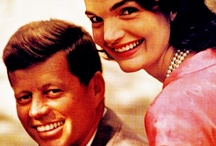 """The Kennedys...  / """"Don't let it be forgot, that once there was a spot, for one brief shining moment that was known as Camelot.""""     Frederick Loewe / by Jennifer Reed"""