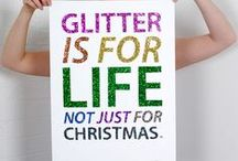 Glitter / by Danielle Smith