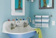 Bath and Powder Rooms