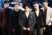 One Direction  / by Halie Kennedy