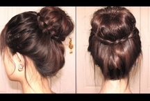 Hair Inspirations  / by Lucina Benitez