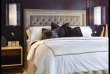 Bedrooms / by Melissa Adair