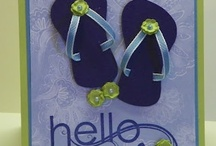 Cards - Spring/Summer / by Sheila Barfield